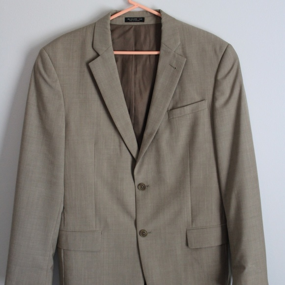 John Varvatos Other - Tan John Varvatos men's blazer 40R